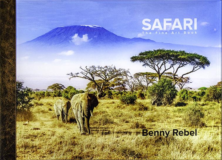 SAFARI-The-Fine-Art-Book-Benny-Rebel-Cover-Einband-Deckblatt-DSC00550